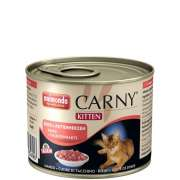 Animonda Carny Kitten Beef + Turkey Hearts 6x200 g