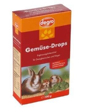 Degro Vegetabledrops 100 g