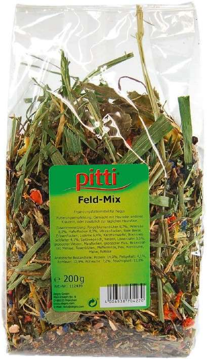 Pitti Champ-Mix 200 g