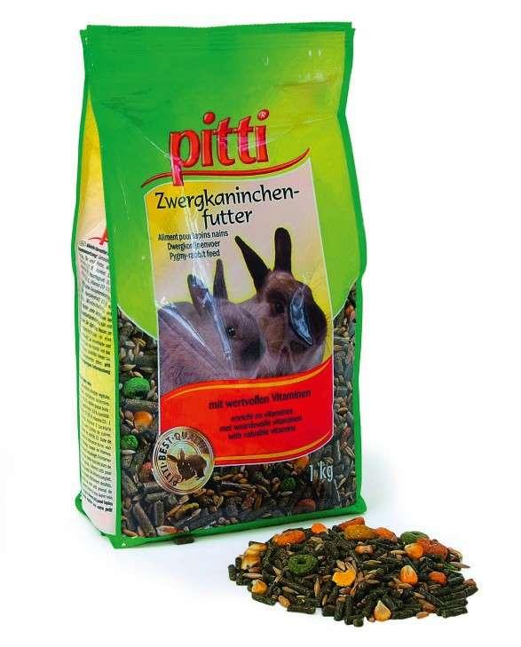 Pitti Food for dwarf rabbits 1 kg