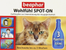 Beaphar Spot-On para el Bienestar de los Gatos 3x0.4 ml