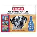 Beaphar Wohlfühl Spot-On für Hunde 3x0.7 ml