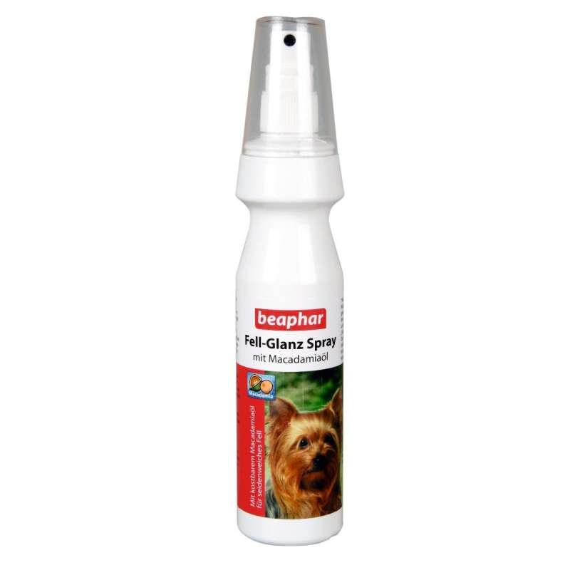 Beaphar Fur-Shine Spray 150 ml  kjøp billig med rabatt