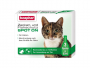 Flea and Tick SPOT-ON, for cats 3x0.8 ml