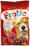 Frolic Complete com carne bovina, cenouras e cereais  online comprar
