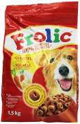 Frolic Complete & Balanced with Poultry, Vegetables and Rice 7.5 kg in our animal shop