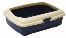 Marchioro Litter Pan with Protective Rim GOA 3C Ass 17x37x50 cm