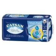 Catsan Smart Pack Arena absorbente 2Piezas