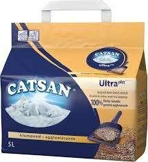Catsan Clumping Litter  5 l  order cheap
