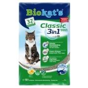 Biokat's Classic fresh 3in1 Papier (48 Stück pro Palette) 20l bei Zoobio.ch
