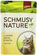 Schmusy Nature´s Menu Poulet & Saumon