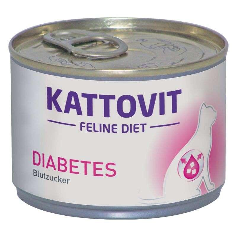 Kattovit Feline Diet Diabetes (glucemia / alimentación dietética) 175 g