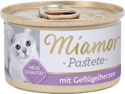 Miamor Meat Pate Poultry hearts 85 g