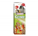 Versele Laga Crispy Sticks Rabbit-Guinea pigs fruit 110 g