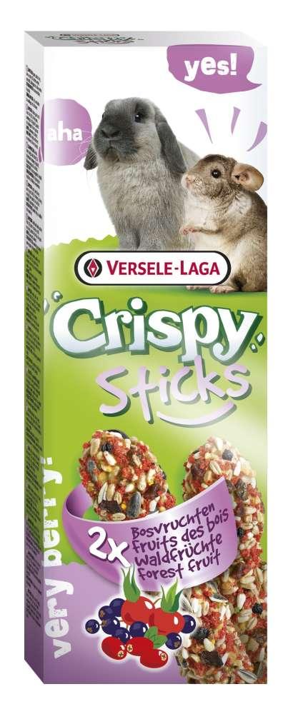 Versele Laga Crispy Sticks Rabbit Chinchillas Forest fruit