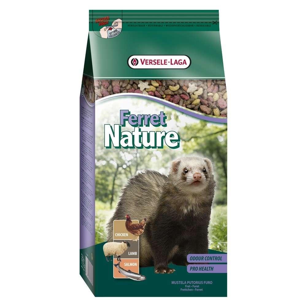 Versele Laga Nature Ferret 750 g  kjøp billig med rabatt