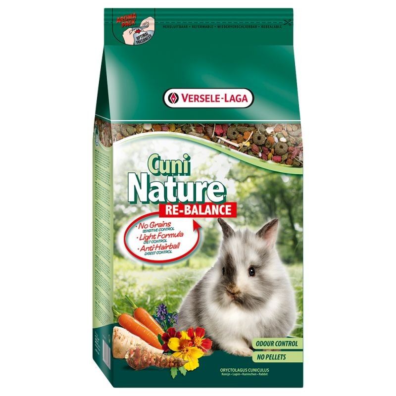 Versele Laga Nature Cuni Re-Balance  2.5 kg