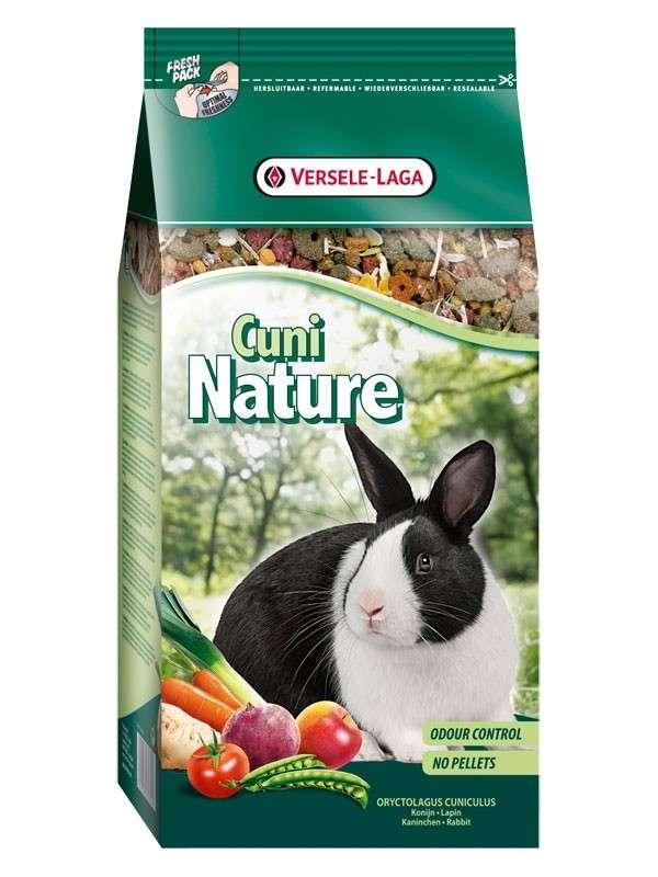 Versele Laga Nature Cuni 750 g, 2.5 kg, 10 kg