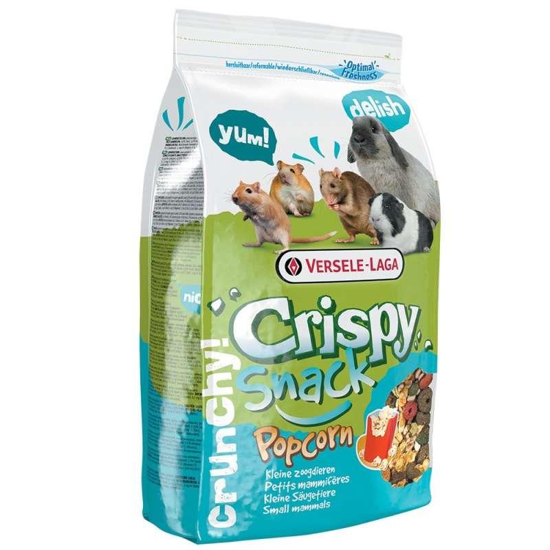 Versele Laga Crispy Snack Popcorn 1.75 kg, 10 kg, 650 g