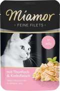 Miamor Fine Fileter Tun & Krebs 100 g