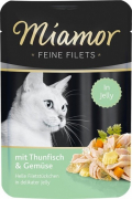 Miamor Feine Filets Pouch Tuna & Vegetables Art.-Nr.: 1791