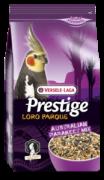 Prestige Australian Parakeet Loro Parque Mix 20 kg