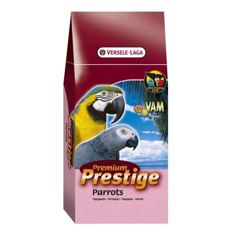 Versele Laga Prestige Papegaaien Premium 1 kg, 15 kg, 2.5 kg