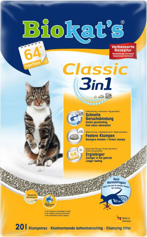Biokat's Classic 3in1 PE  20 L PE