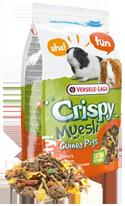 Versele Laga Crispy Muesli Guinea Pigs (Guinea pig food with vitamin C) 5410340617113 erfarenheter