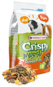 Crispy Muesli Guinea Pigs (Guinea pig food with vitamin C) 1 kg