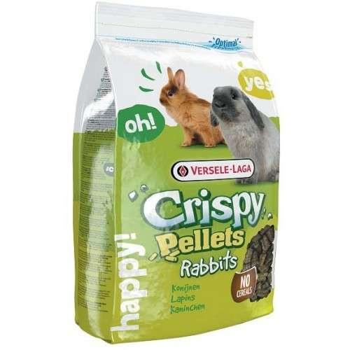 Versele Laga Crispy Pellets-Breeder Rabbits 25 kg