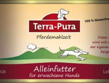 Pferdemahlzeit Maaltijd met Paard voor honden 200 g