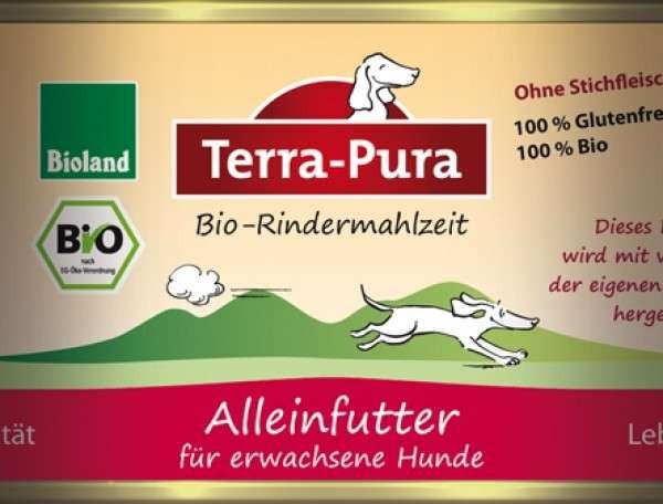 Terra Pura Bio-Rindermahlzeit Bœuf Bio 200 g 4260123691042 avis