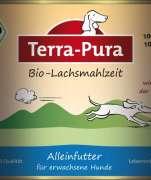 Terra Pura Bio-Lachsmahlzeit für Hunde 800 g