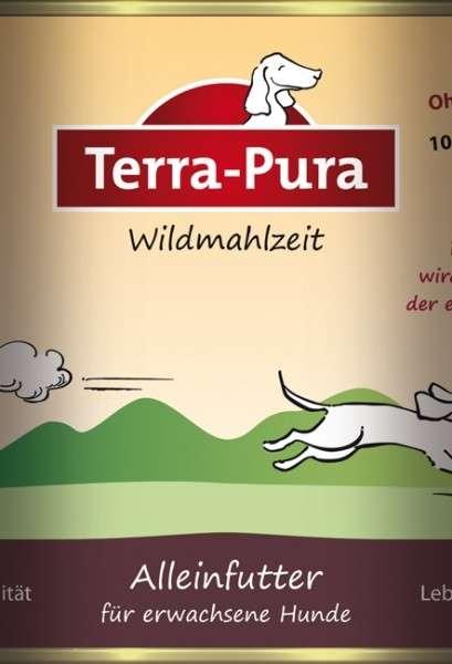 Terra Pura Wildmahlzeit Gierst & Wortelen 200 g, 400 g, 800 g