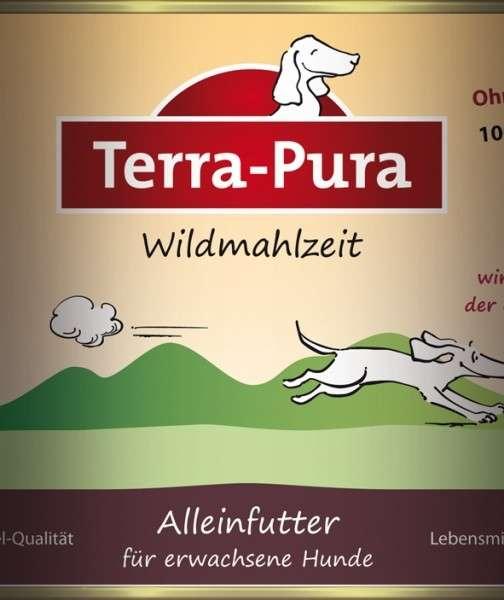 Terra Pura Wildmahlzeit Gierst & Wortelen 800 g