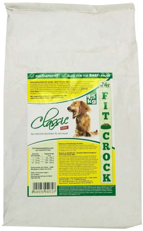 Fit-Crock Classic Mini 4.5 kg
