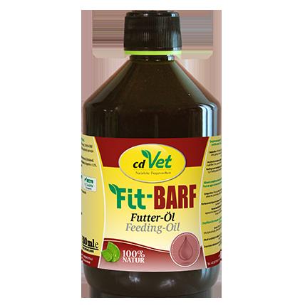 cdVet Fit-BARF Voederolie 500 ml 4040056040854