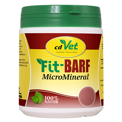 cdVet Fit-BARF MicroMineral 500 g 4040056043121