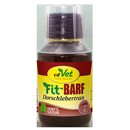 cdVet Fit-BARF Dorslevertraan 100 ml