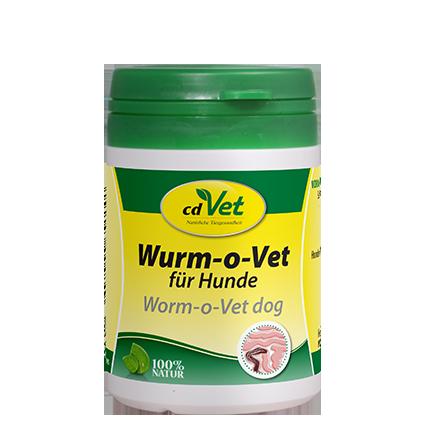 cdVet Wurm-o-Vet Hond 25 g, 12 g