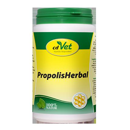 cdVet PropolisHerbal Kosttilskudd for immunforsvaret 15 g kjøp billig med rabatt