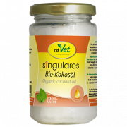 cdVet Singulares Organic Coconut Oil 200 ml