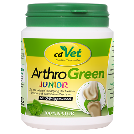 cdVet Arthro Green Junior 80 g