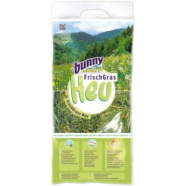 Bunny Nature FreshGrass Hay Pure 3 kg  kjøp billig med rabatt