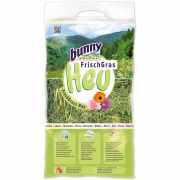 Bunny Nature FreshGrass Hay Blossoms 500 g til best pris