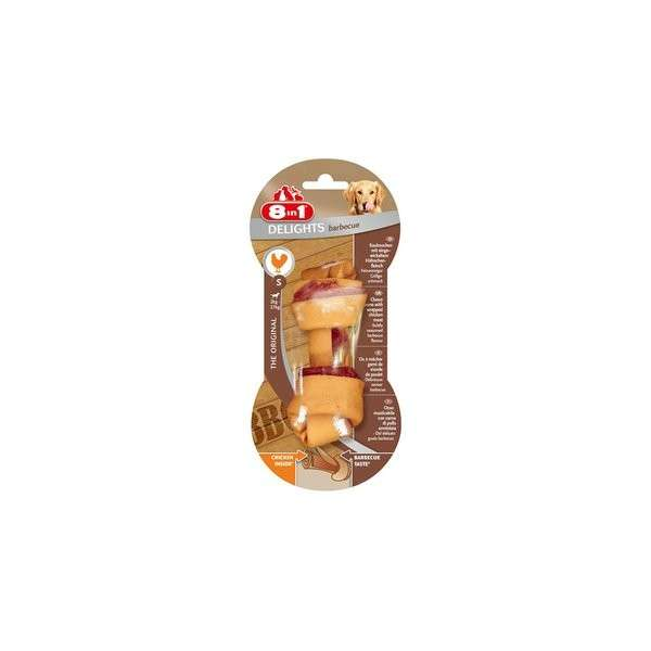 8in1 Delights BBQ S XS