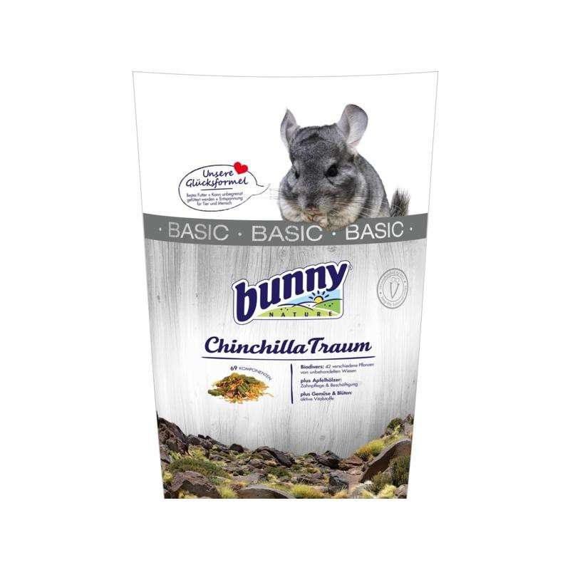 Bunny Nature ChinchillaDroom Basic 600 g, 3.2 kg, 1.2 kg