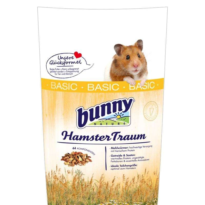 Bunny Nature HamsterDroom BASIC 600 g