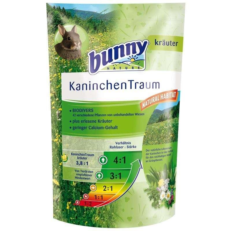 Bunny Nature KonijnenDroom Herbs  4 kg